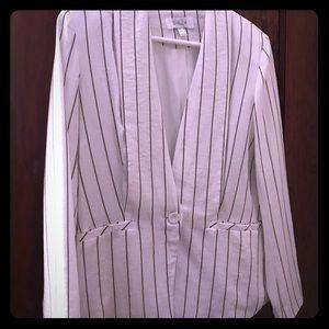 shilla the label Jackets & Coats - Shilla The Label black and white blazer